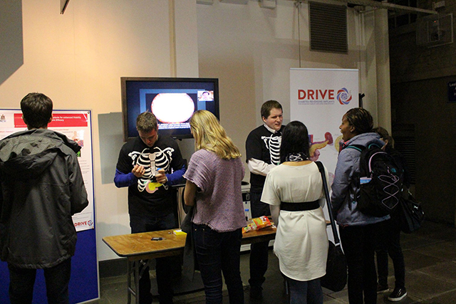 DRIVE Outreach Event - Discover Research Dublin 2015
