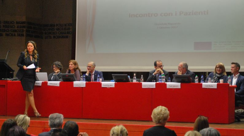 Patient Panel Italy - Milano