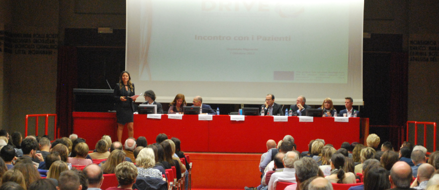 DRIVE Patient Panel - Milano (Italy)