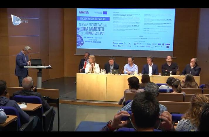 DRIVE PATIENT PANEL 3 - Vitoria, Spain